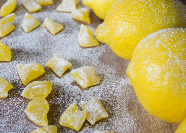 Lemon Drop Candies