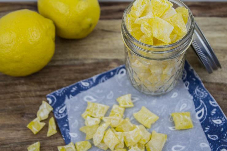 Lemon Drop Candies Southern Fatty