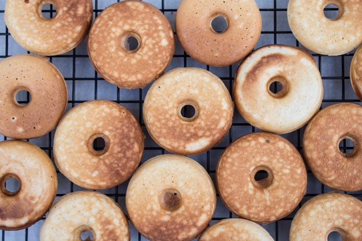Samoa Mini Donuts