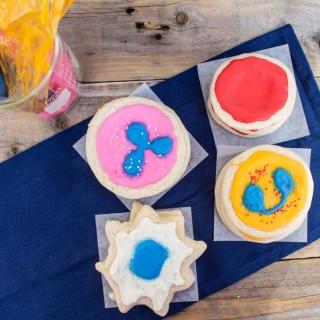 {Award-Winning} Cell Cookies