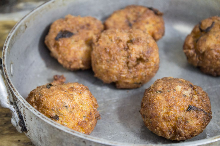 Cheese Fritters from SouthernFATTY.com