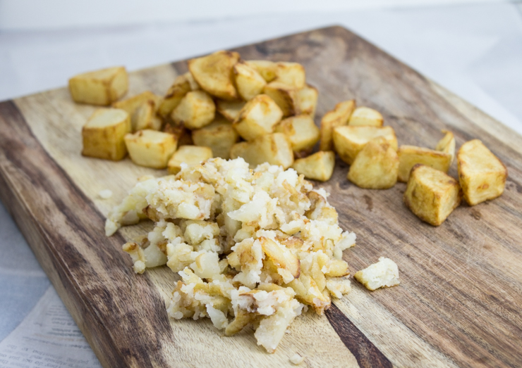 Processed Potatoes for Tots