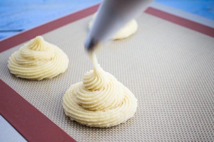 Piping Pâte à Choux