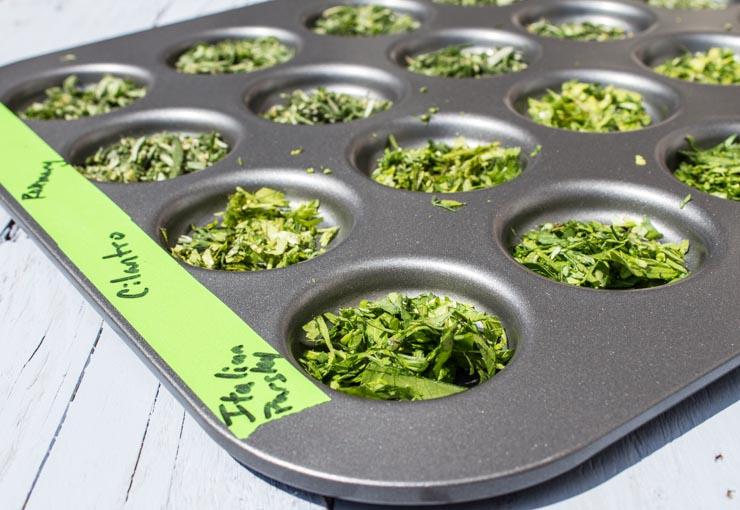 Herbs Chopped