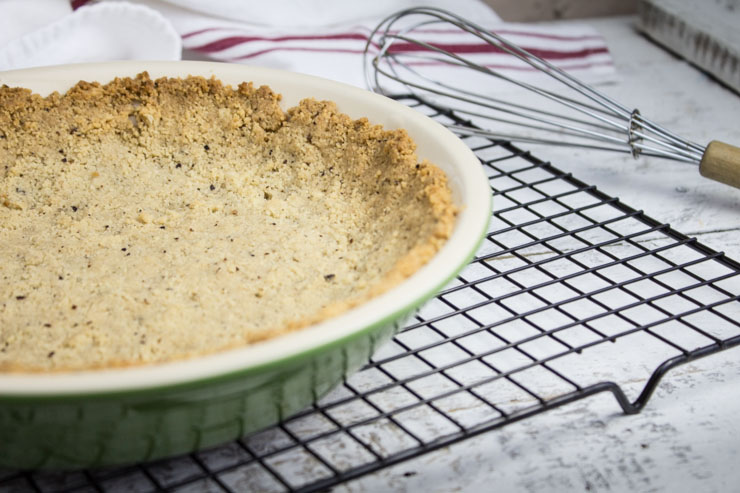 Pecan Cookie Crust
