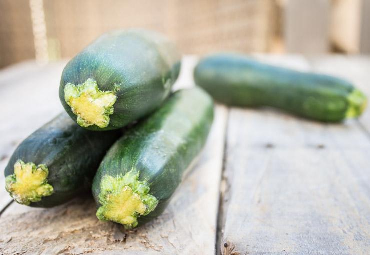 Local Zucchini