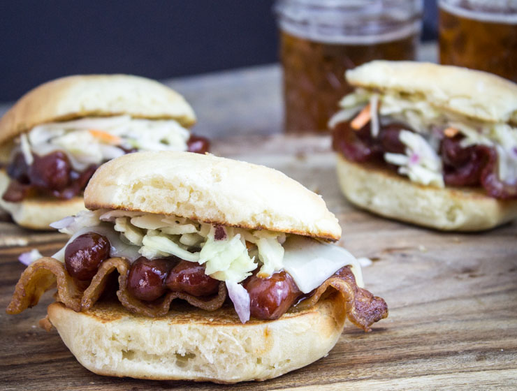 Lil' Smokies Sliders