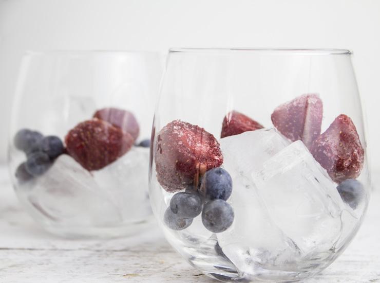 Fresh Fruit Sangria