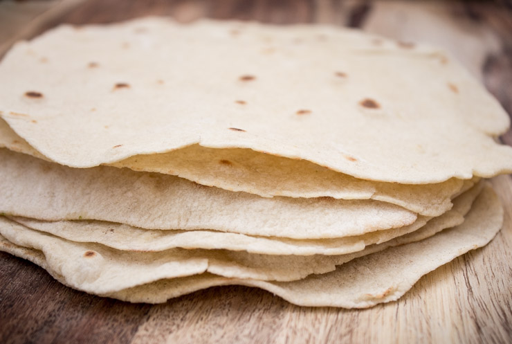5 Minute Flour Tortillas Southern Fatty