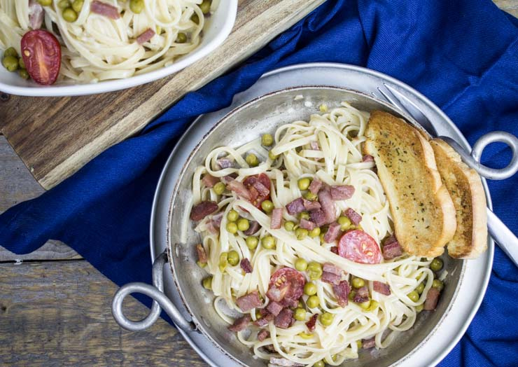 Country Carbonara