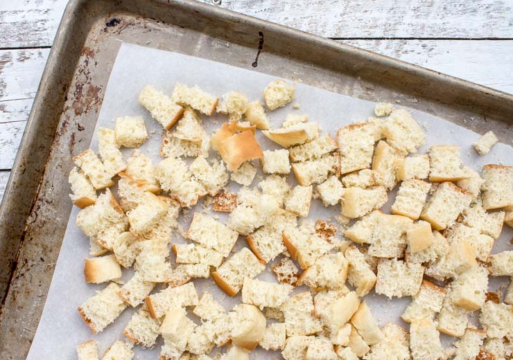 Bread for Croutons