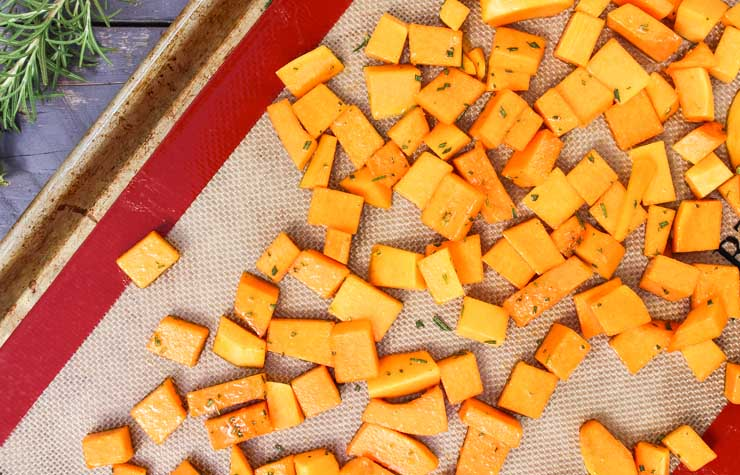 Butternut Squash to Roast