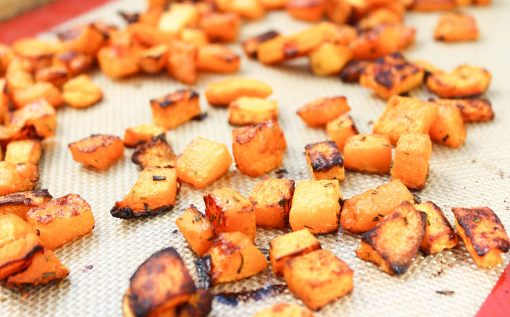 Caramelized Butternut Squash for Pastsa