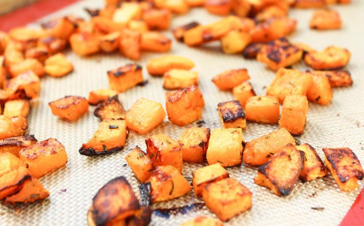 Caramelized Butternut Squash for Pastsa