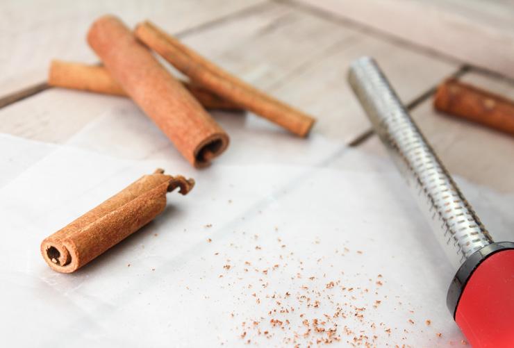 Ground Cinnamon Sticks for Pumpkin Spice Mix