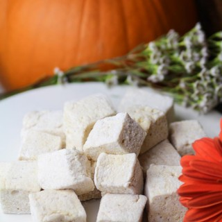 Pumpkin Marshmallows