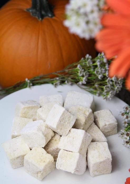 Pumpkin Marshmallows
