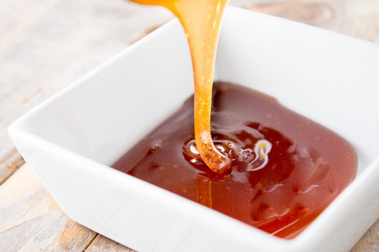 Reduced Honeycrisp Cider for Caramels