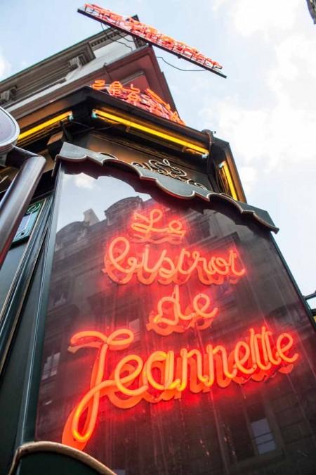 Le bistrot de Jeannette - Paris