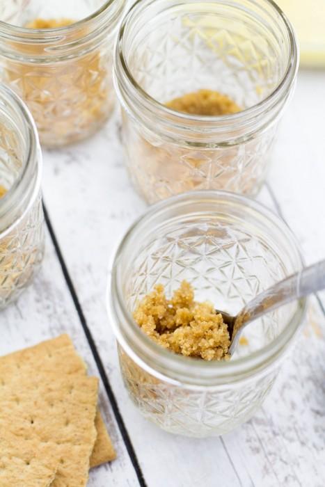 Graham Cracker Crust for Key Lime Pie