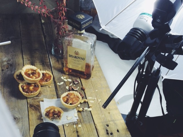 Shooting for the Blog