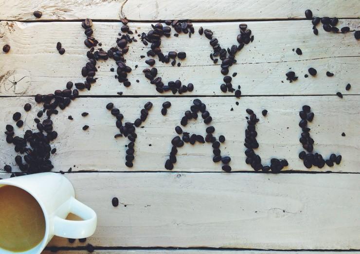 Hey Y'all! - Coffee