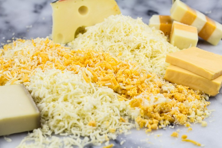 Cheese for days!