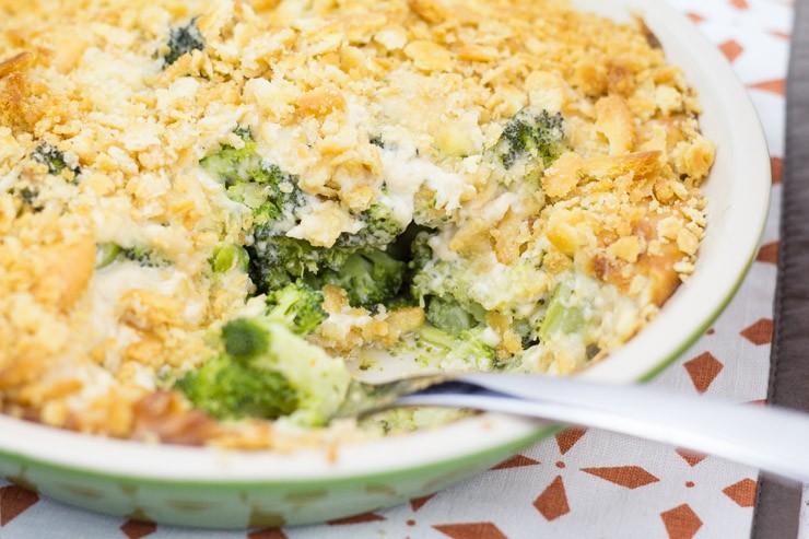 Broccoli Casserole form Scratch | Southern FATTY