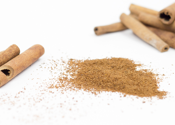 Freshly Ground Cinnamon