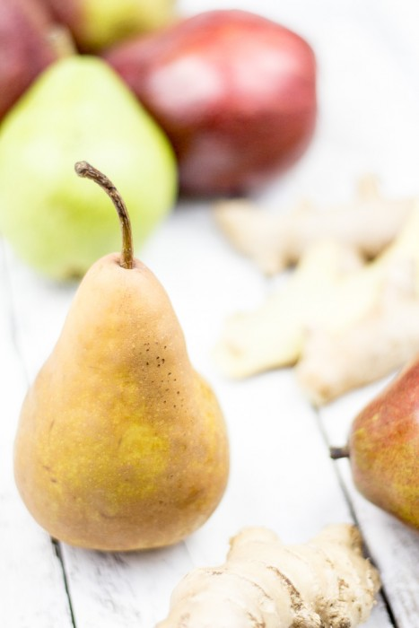 Fresh Pears from Green Bean Delivery