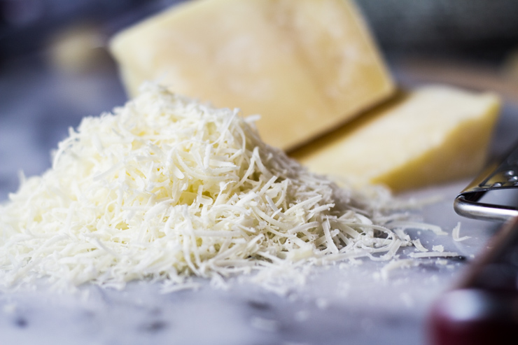 Fresh Parmesan Cheese