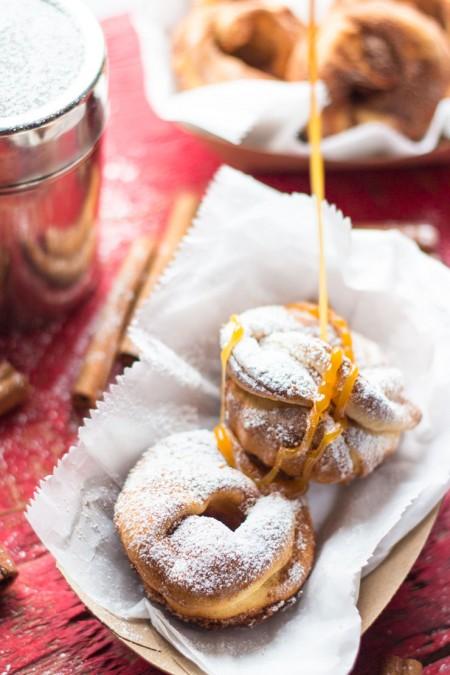 Babka Twist Doughnuts