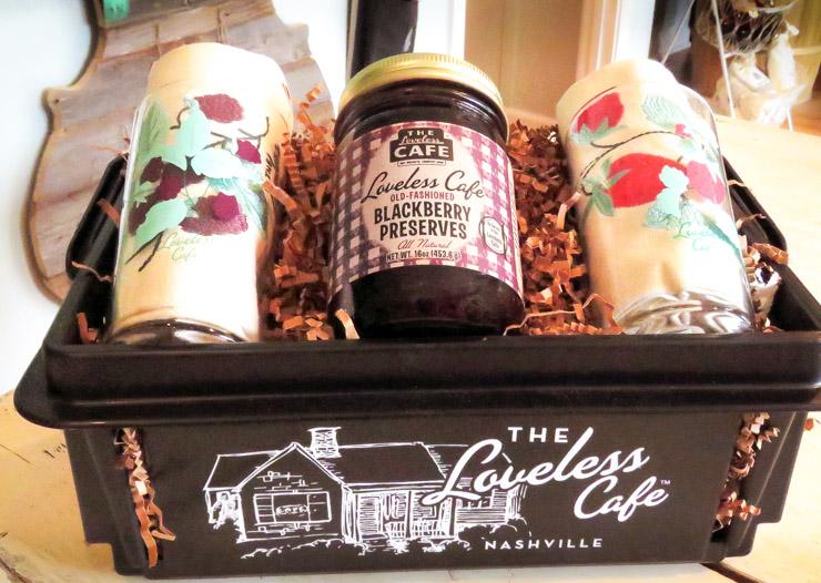 Loveless Cafe Give Set Giveaway Prize