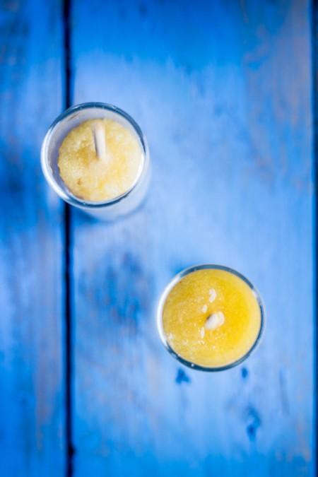 Pineapple Chili'd Ginger Cream Pops