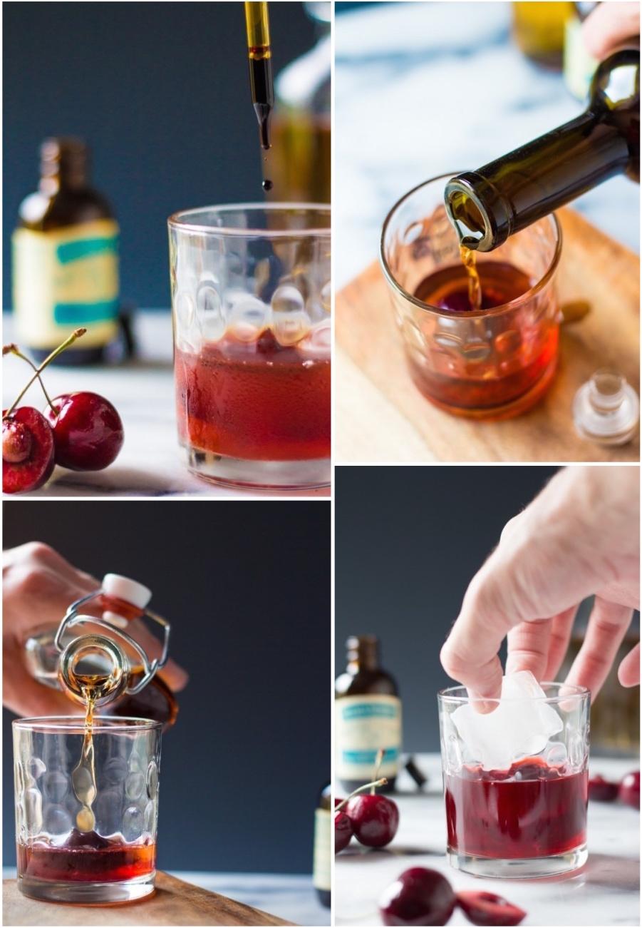 Vanilla Bourbon Sipper