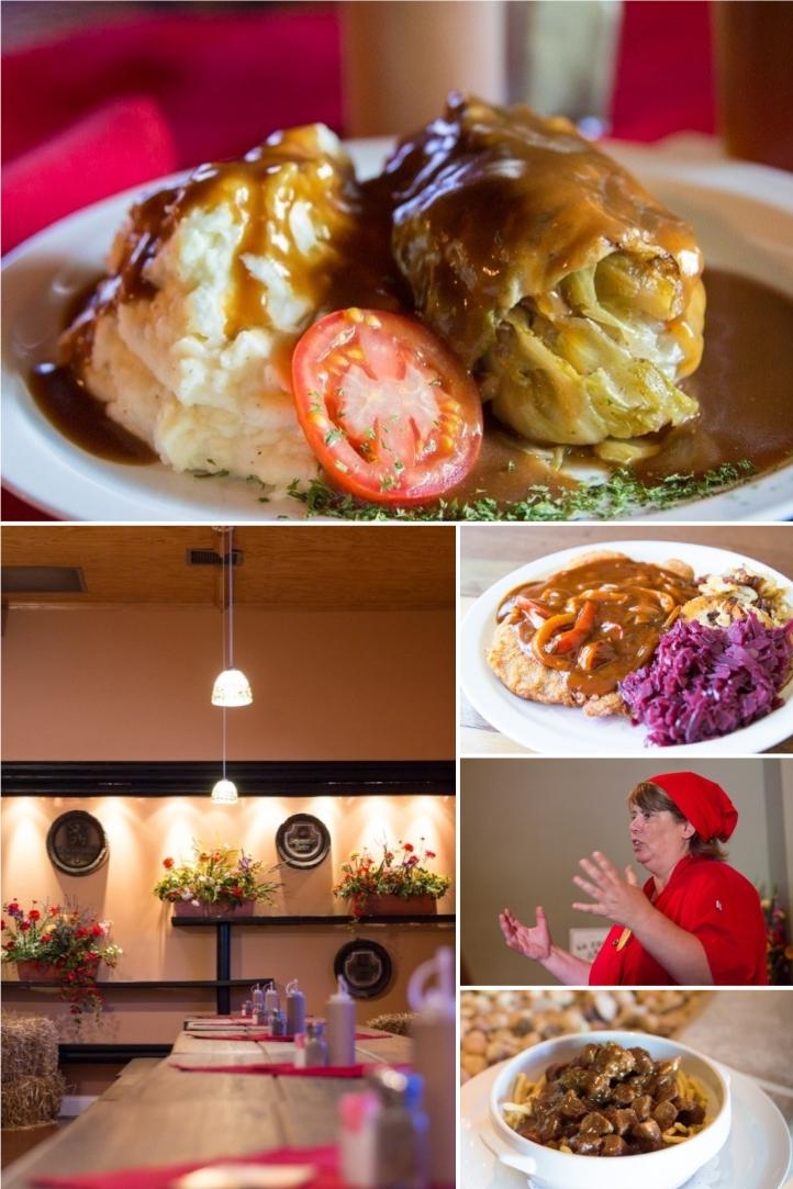 German Food from Hildegard's - Huntsville, AL