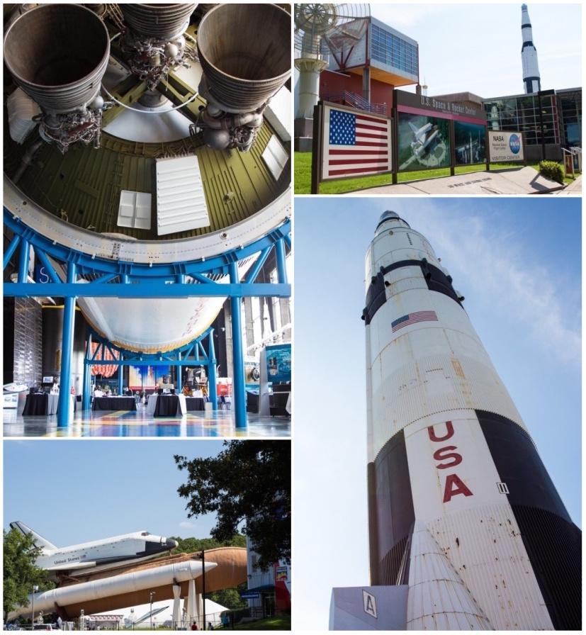 Nerd Alert at U.S. Space & Rocket Center - Huntsville, AL