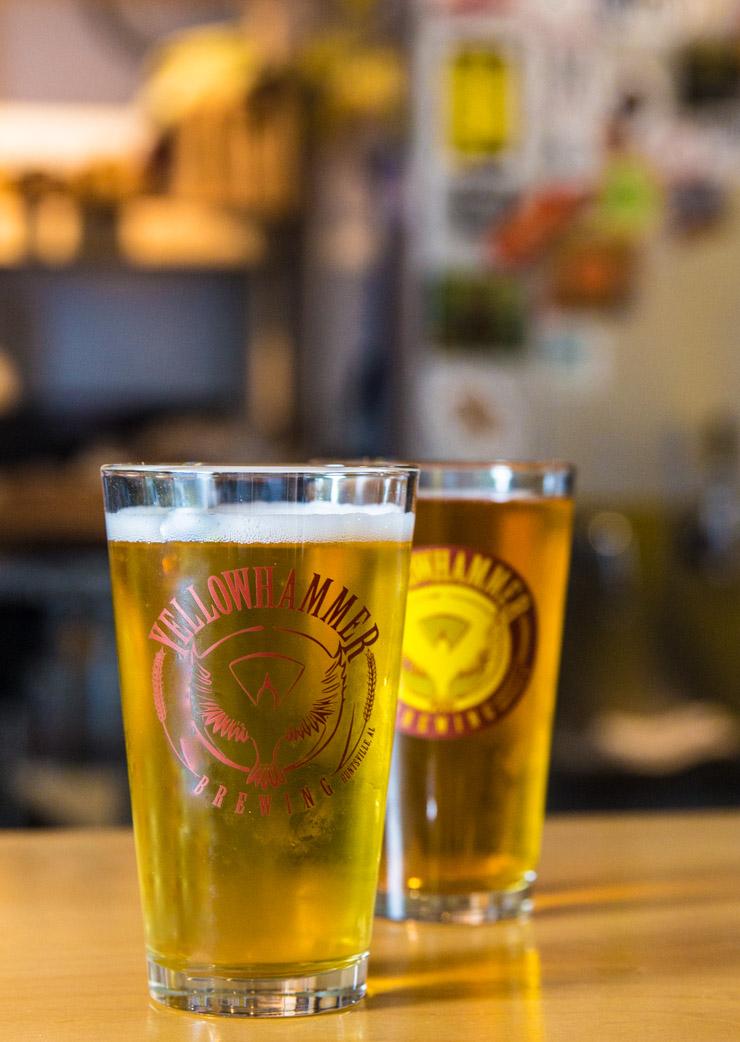 Yellowhammer Brewery - Huntsville, AL