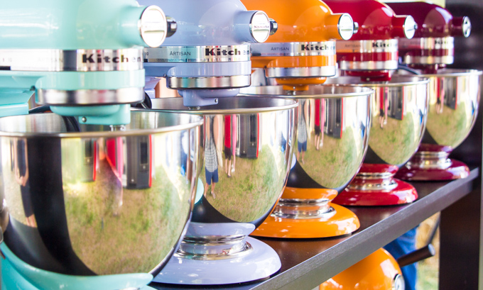 KitchenAid at Music City Food + Wine