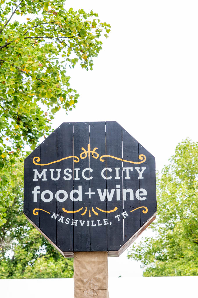 Music City Food + Wine