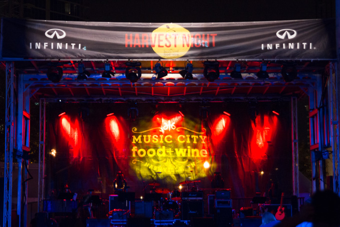 Music City Food Wine Harvest Night Concert