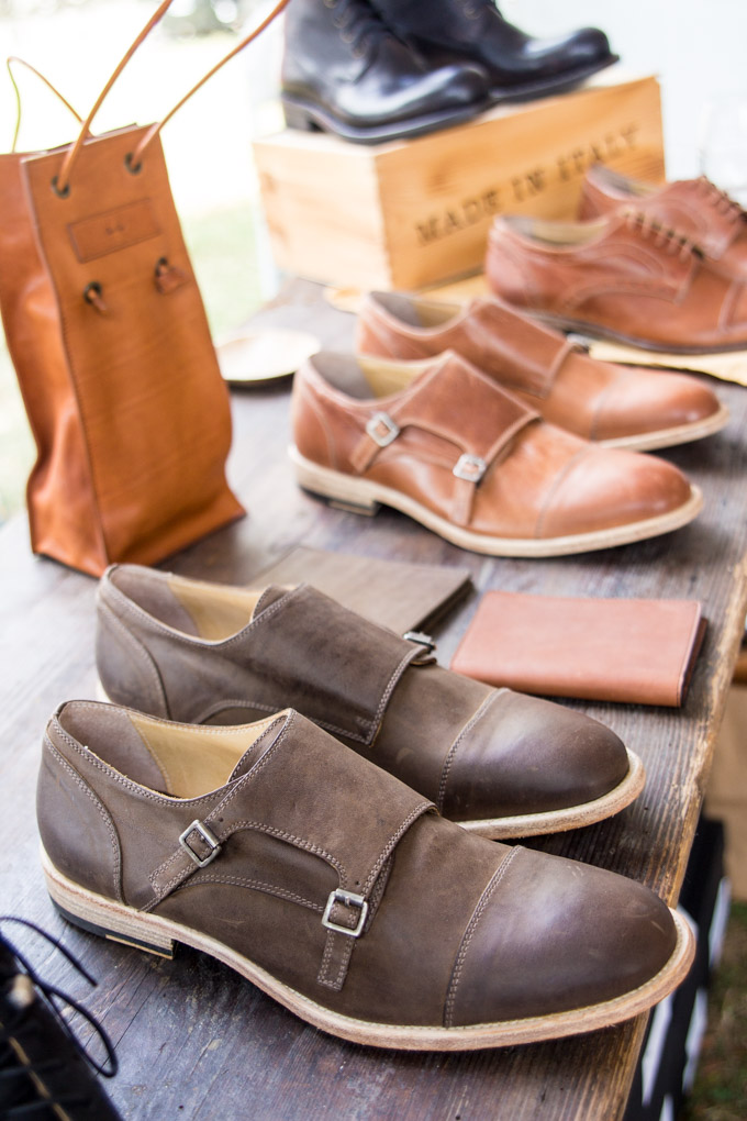 Peter Nappi Nashville-Made Leather Shoes