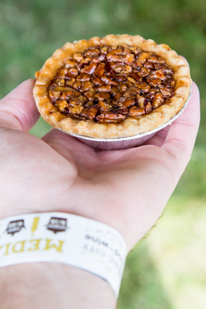 Mini Pecan Pie by Arnold's