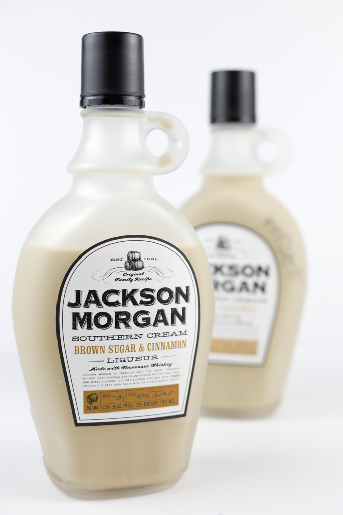 Jackson Morgan Southern Cream - Whiskey Cream