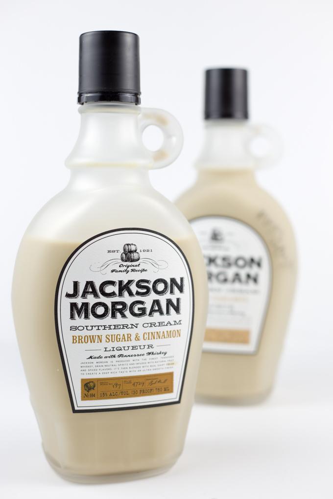 Jackson Morgan Southern Cream - Whiskey Cream