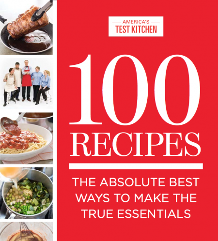 Americas Test Kitchen - 100 Recipes