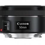 Canon 50mm 1.8 STM Lens