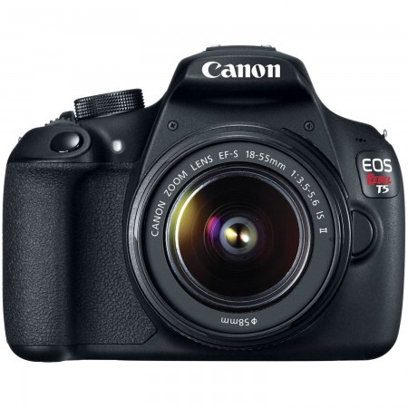Canon T5 Rebel Camera