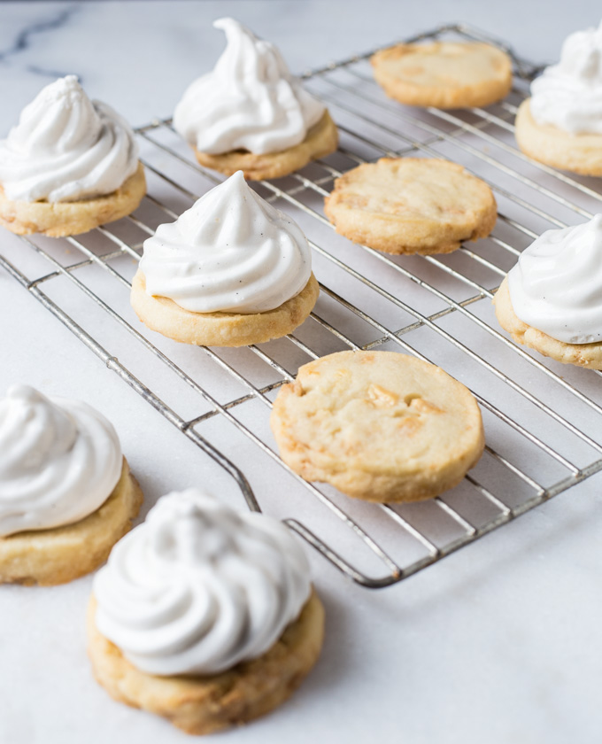 Dipped Marshmallow White Chocolate Chunk Cookies | Southern FATTY