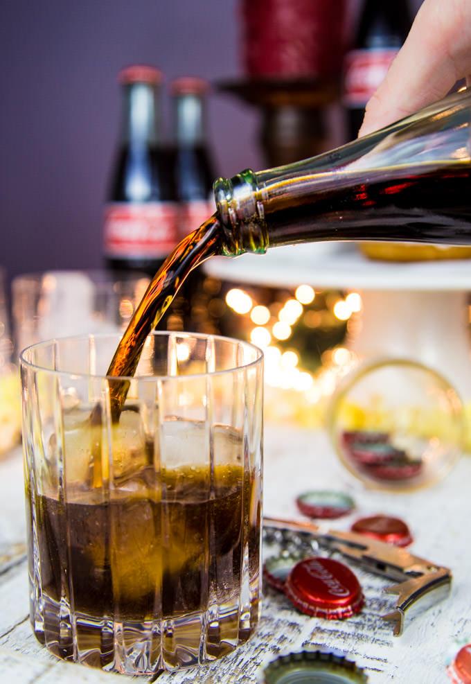 Coke de Mexico - Made with Cane Sugar
